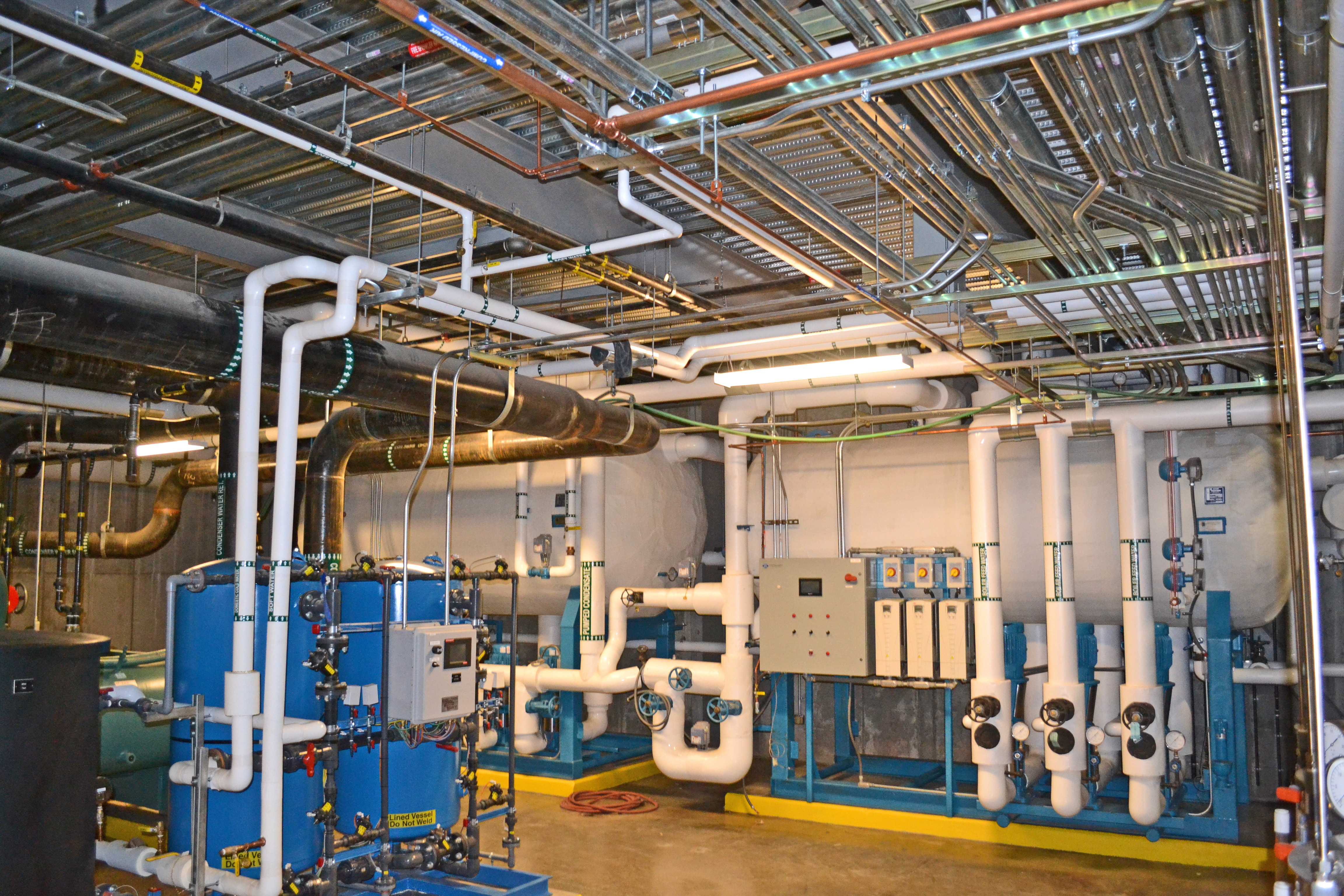 Albany Medical Center Powered by Cogen