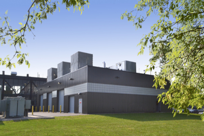 Cogen Power Technologies owned CHP Plant