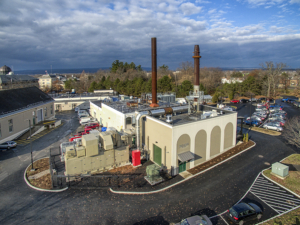 Cogeneration Plant at Union College
