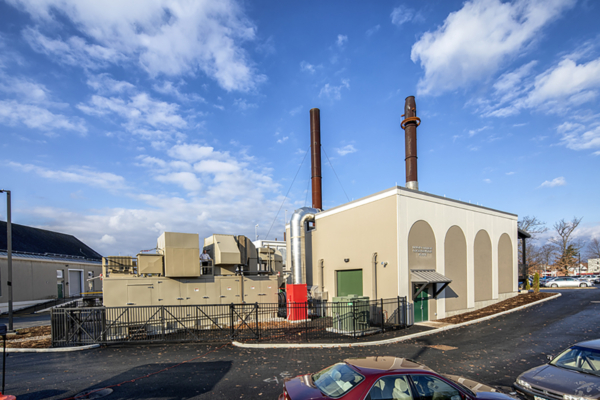 CHP Plant at Union College