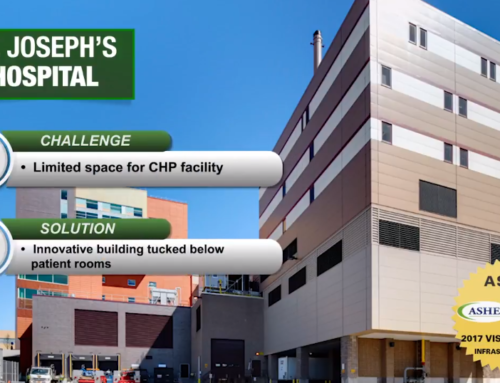 Sneak Preview of Cogen's CHP for Healthcare Video