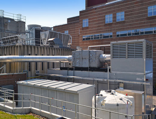 2.65 MW Plant at UMass Memorial Medical Center Exceeds Reliability Test Requirements