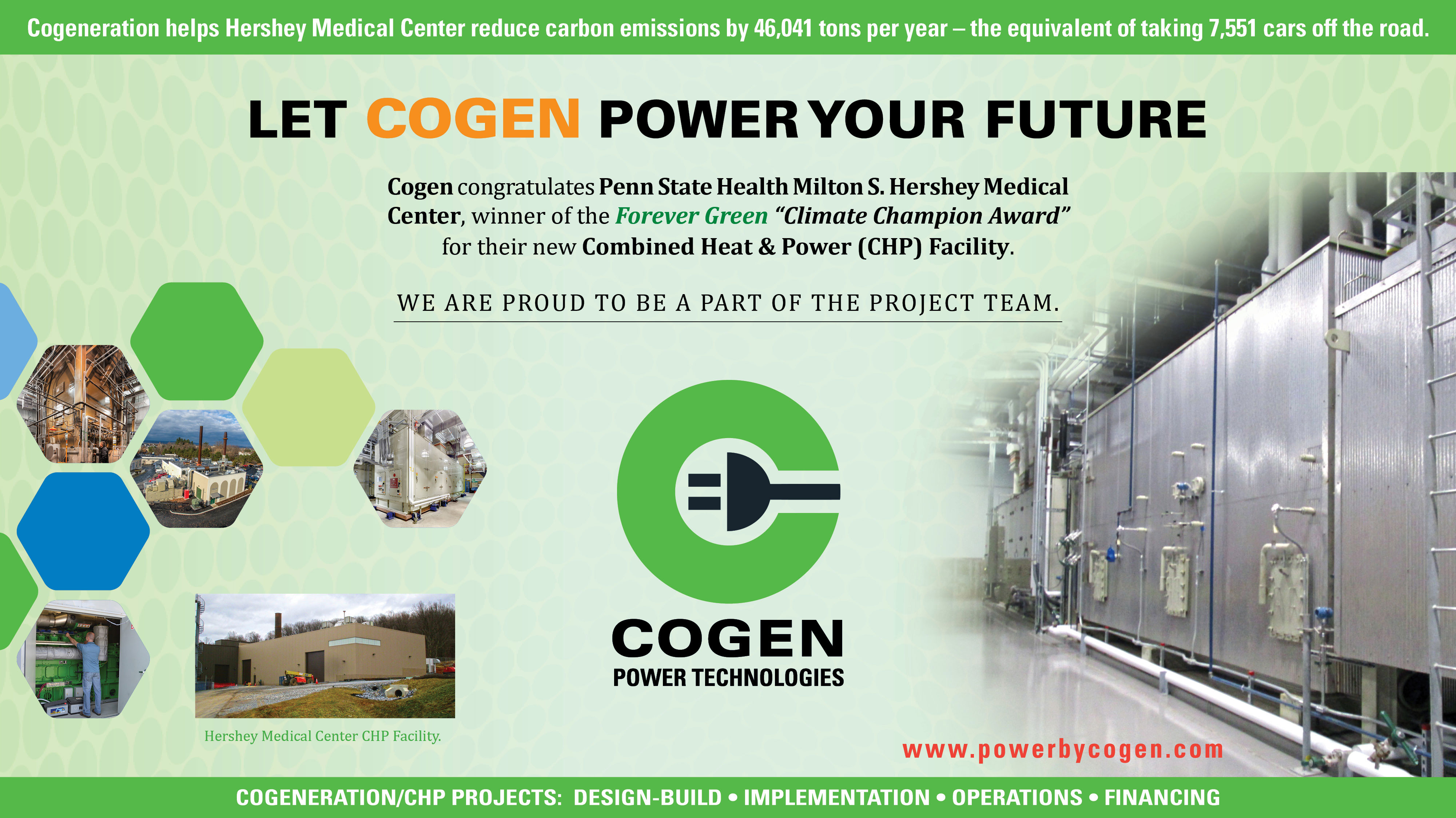 Chp For Healthcare Video Preview Cogen Power Technologies