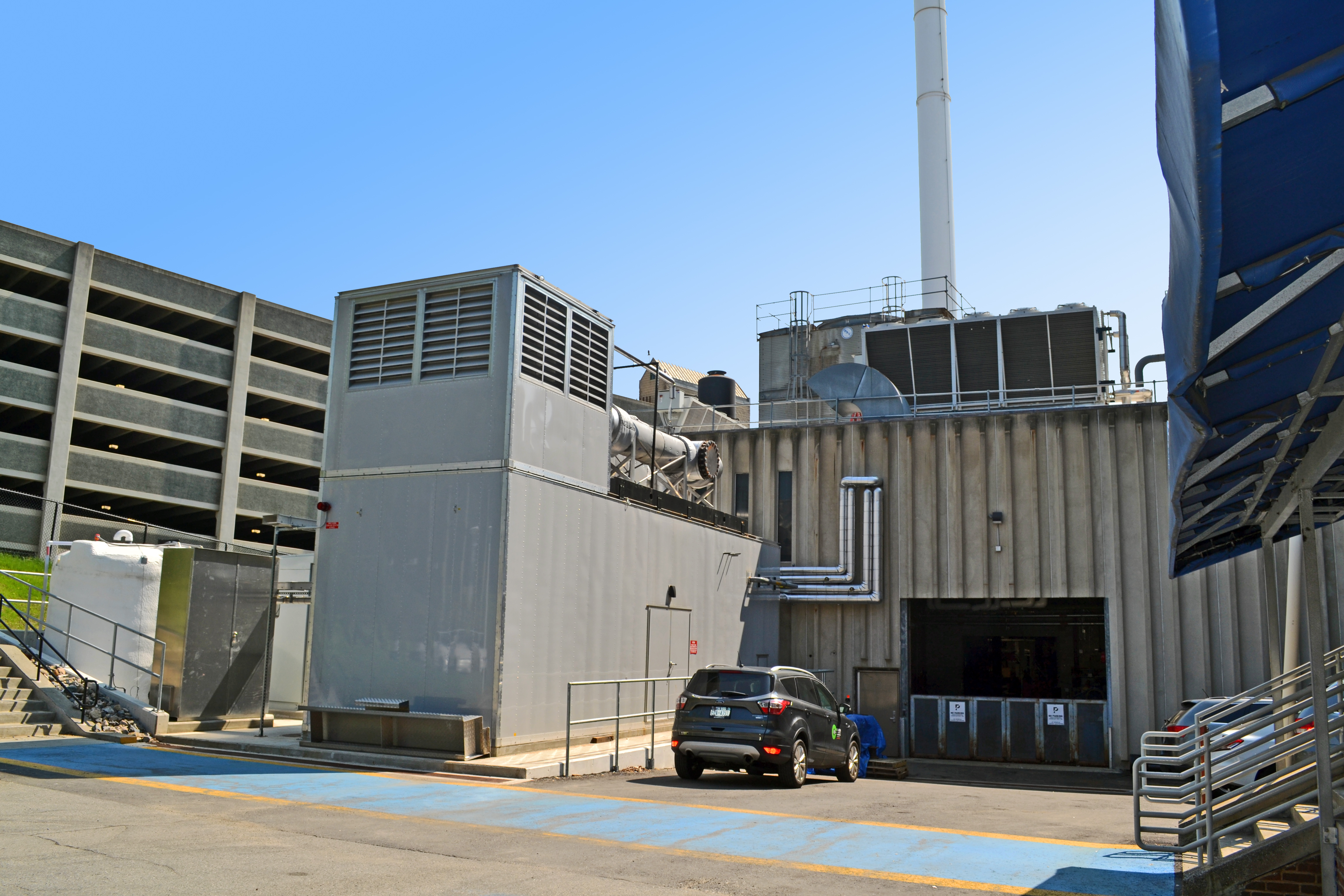 CHP for Healthcare Video Preview - Cogen Power Technologies
